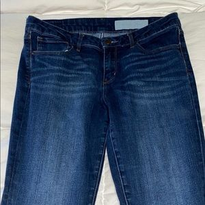Treasure & bond size 31 mini boot cut  jeans